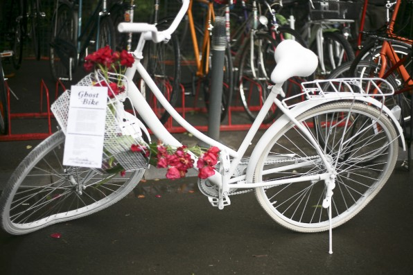 ghost bycicle