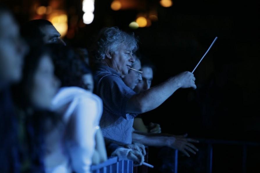 Un dirijor anonim