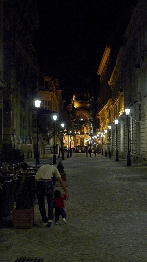 Plimbare prin centrul vechi