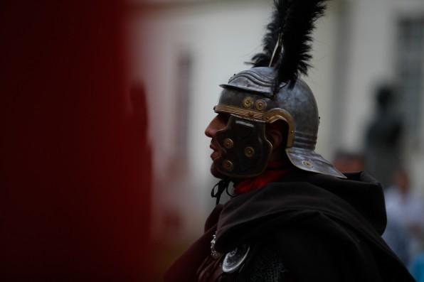 Comandant roman la Alba Iulia