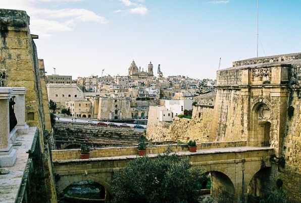 Una pe zi. Malta